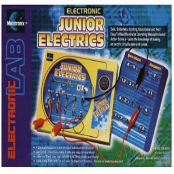Junior Electrics Electronic Project Lab Kit