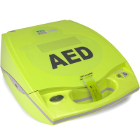 Zoll AED Plus Defibrillator Fully Automatic