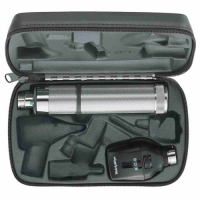 Welch Allyn 3.5v Coaxial Ophthalmoscope Set in Hard Case