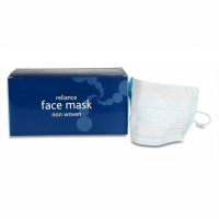Face Mask Non Woven with Ear loops box of 50