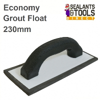 Silverline Economy Grout float