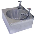 P&L Systems S10 Stainless Steel Handwash Basin (ZS009)