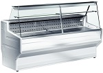 Zoin Hill HL1000 Slimline Refrigerated Serve Over Counter (F069)