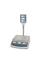 Zenith Zaffira Price Computing Scale With Pole 15kg