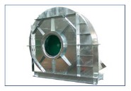 Galvanised Finish Fan Manufacturing
