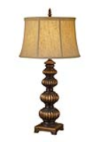 Oakcastle 1lt Table Lamp