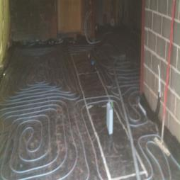 Underfloor Heating and Flooring