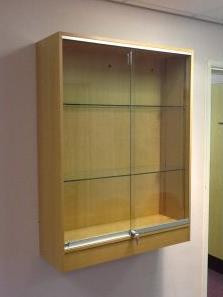 Glass Cabinets for Universities