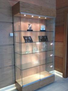 Modern Trophy Cabinet? for the Education Sector