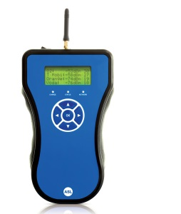 Handheld GSM Signal Analyser In Europe