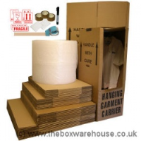 Extra Large Removal Boxes Pack The Complete Moving Kit