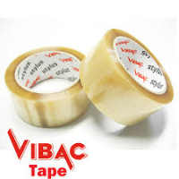 Quality Clear Tape 50Mm X 66M Vibac Quality Packing Tape