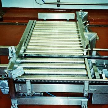 Pallet Conveyor Systems in Derbyshire