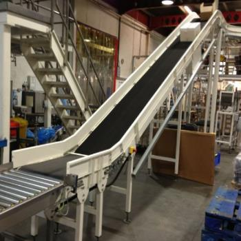 Decline Belt Conveyor Systems