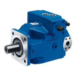 Axial piston variable pump A4VSO for hydraulic fluids