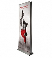 D/S Premium Roll up Banners