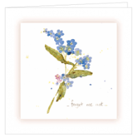 Water Colour Bereavement cards For Pets