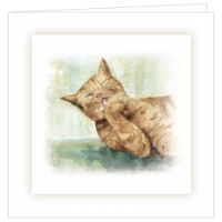 Water Colour Cards For Pet Bereavement
