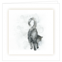 Water Colour Condolence Cards For Pets