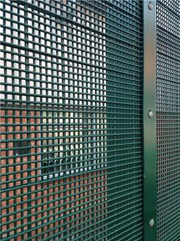 Zenith Double Skin Security Mesh Fencing