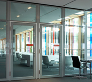 Office Glazing Services