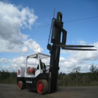 Versalift and Other Specialist Forklifts