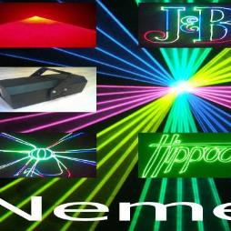 Nemesis Low Cost Laser System