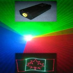 Orion Multicolor High Power Laser System