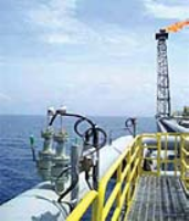 Offshore Production Platform Flare Systems