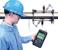 Ultrasonic Clamp On Flowmeters