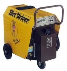 Dirt Driver Compact 12/100 Auto Hot Water Pressure Washer -240v
