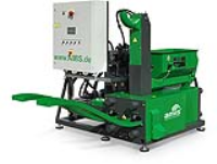 Zbp-500 Briquetting Press- For Industrial Production Of Square Briquettes