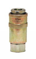 """1/4"""" Female Thread Coupling Body PCL"""