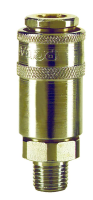 """1/4"""" Male Thread Coupling Body PCL"""