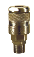 """1/2"""" PCL 60 Male Coupling Series 323"""