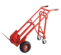 Sack Truck 3-in-1 with Pneumatic Tyre