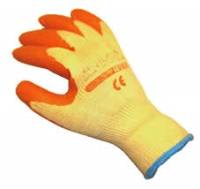 Non Slip Elasticated Gloves (Pair)