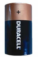 D Batteries (Pack2) DURACELL