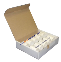 Gas Check Filter 25mmx30-35mm Box of 10