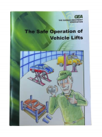 Safe Operation of Vehicle Lifts Manual