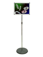 A4 Leaflet & Poster Stand