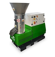 Zpp-18 Pelleting Press- The Economical, Fast And Flexible Pelleting Presses