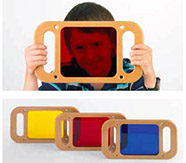 Hand-held Colour Frames