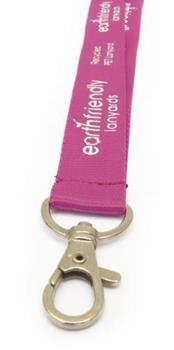 Eco friendly lanyards from Stablecroft