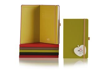 Notebooks for meetings events and gifts