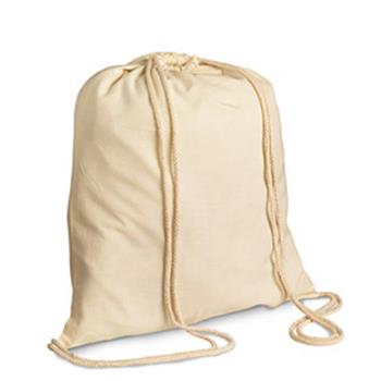 Cotton Drawstring Bag for Events