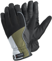 1 Pair Size 10 XL Tegera 90025 Syn. Leather Winter Lined Work Gloves