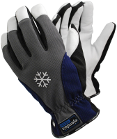 1 Pair Size 10 XL Tegera 295 Thinsulate 40g Lined Thermal Warm Waterproof Leather Gloves