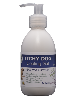 Itchy Dog Cooling Gel