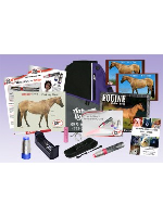 AAH Light - Deluxe Equine & Canine Package - BLUE Head